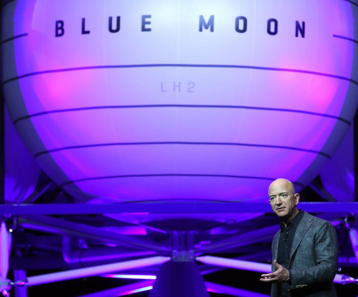 Jeff Bezos irá al espacio el 20 de julio: si te quieres unir, un asiento en Blue Origin está a $2.8 millones