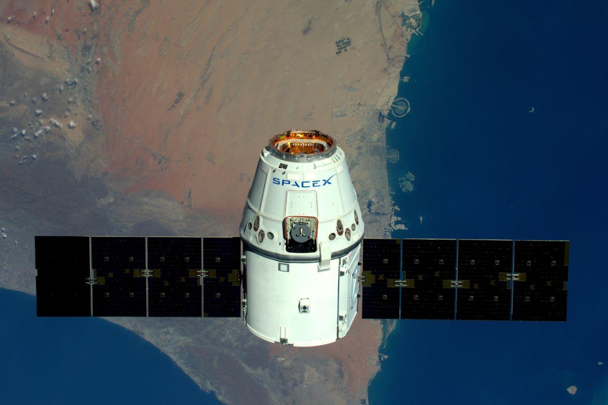 Space X tiene un acuerdo con el Pentágono de millones de dólares.