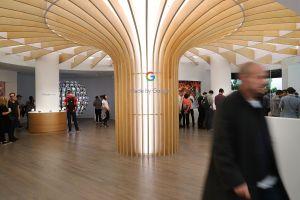 Cómo es la nueva tienda que abrió Google en Nueva York