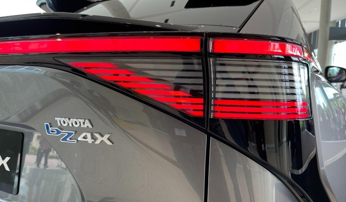 Toyota BZ4x Concept Car