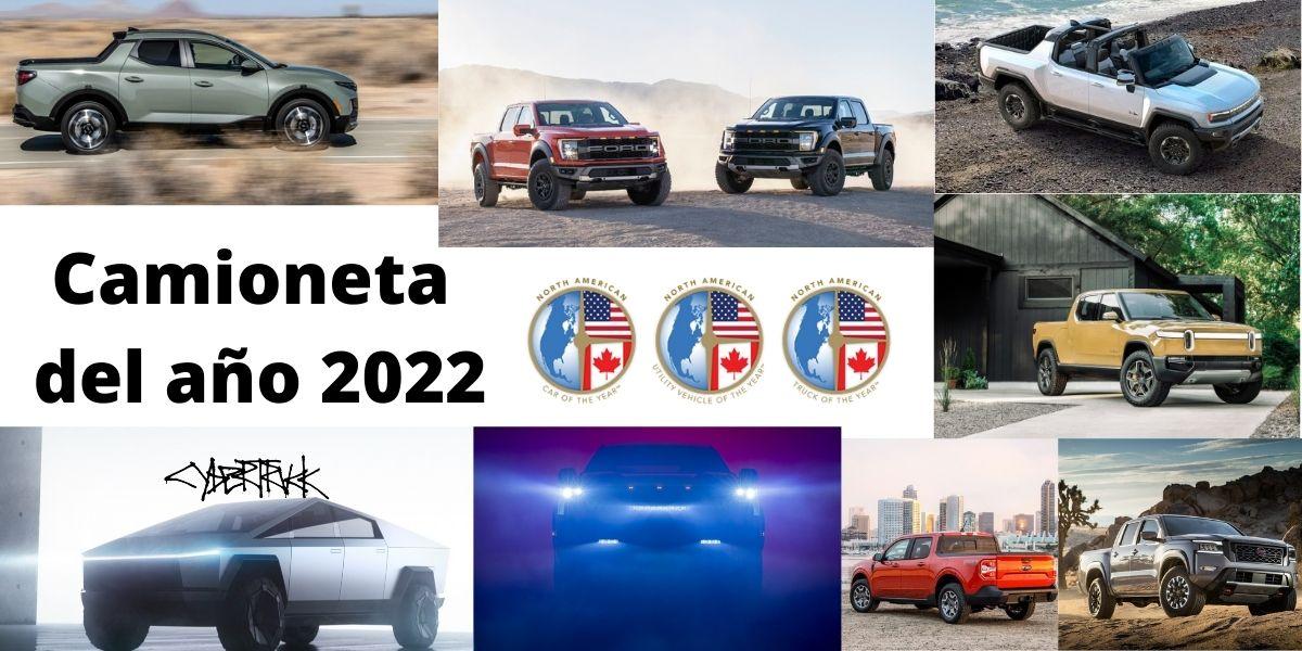 Camioneta del Año 2022