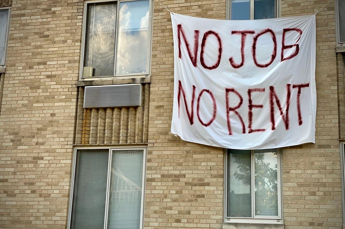 Este 31 de julio se termina la moratoria que prohíbe los desalojos por falta de pago del alquiler.