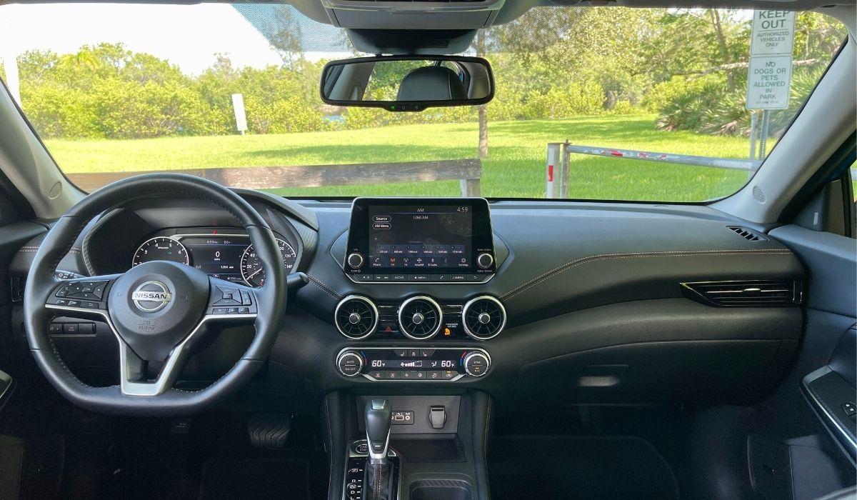 Nissan Sentra SR 2021
