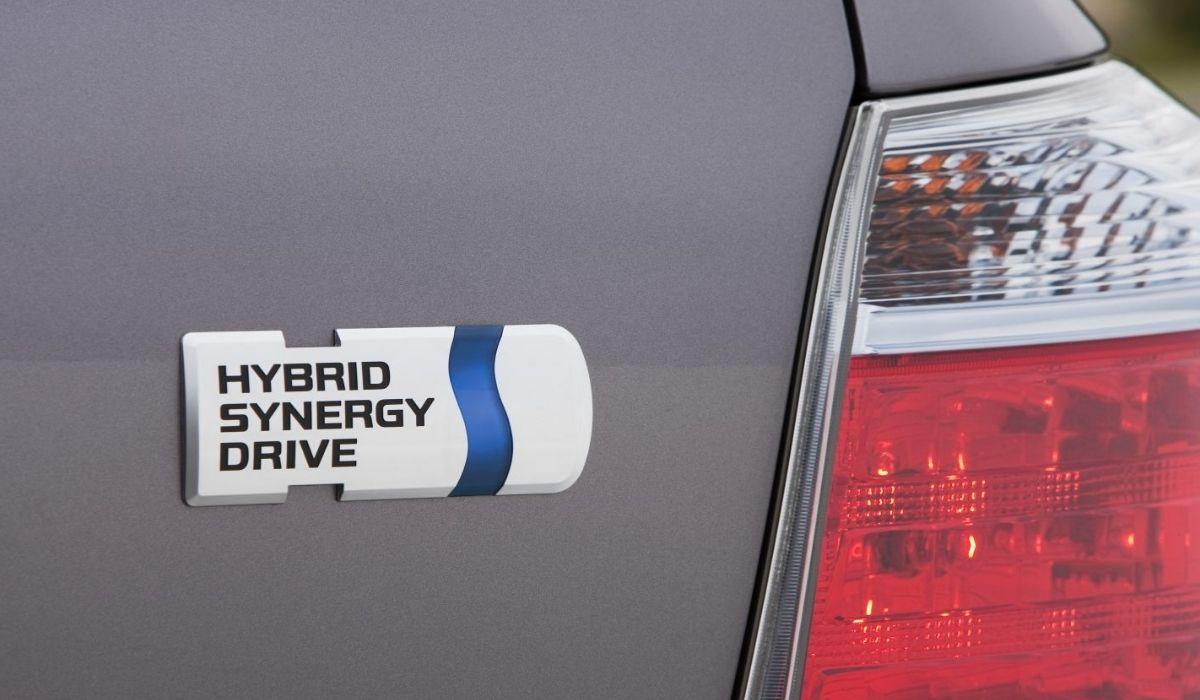 Toyota Highlander Hybrid 2013