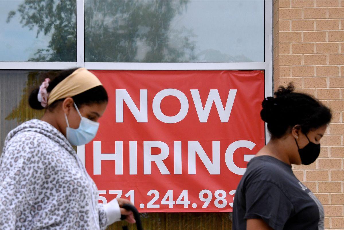 Aunque existen millones de empresas que están contratando, no hay muchas personas interesadas por más que las estadísticas de desempleo reflejen otra cosa.