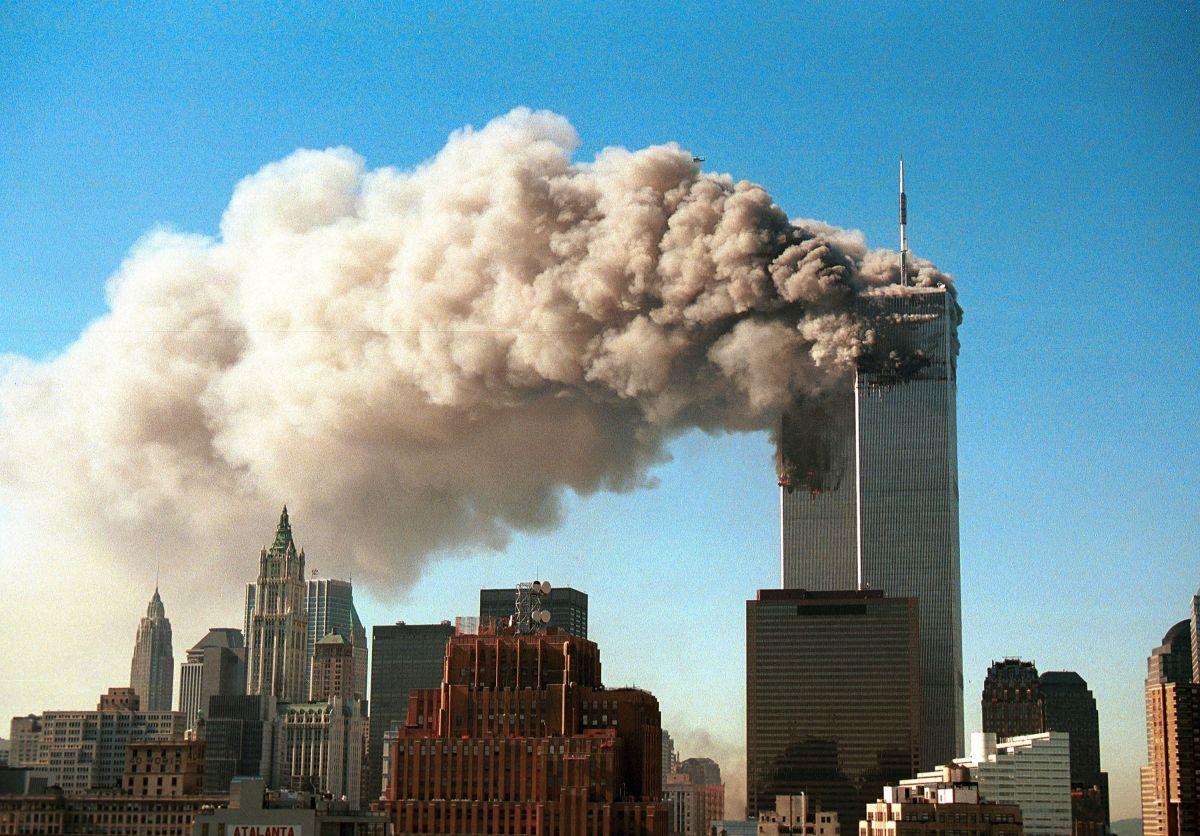 El ataque a las Torres  Gemelas del WTC en el 9/11 dejó pérdidas económicas.