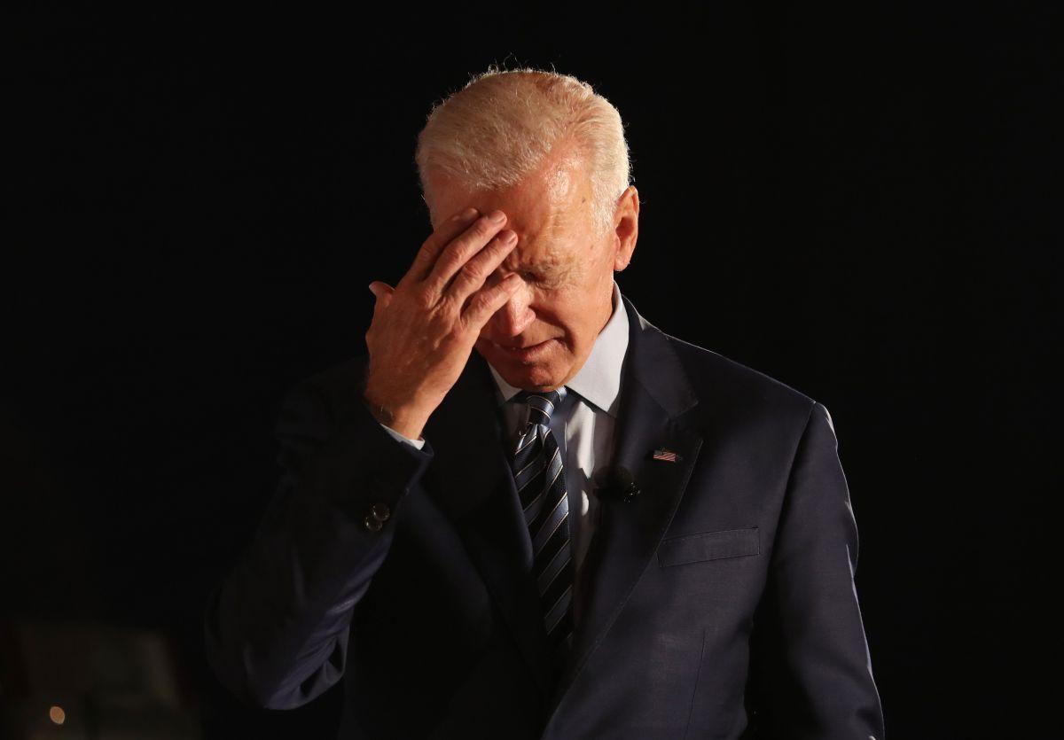 Acusan a Joe Biden de deberle al IRS alrededor de $500,000 dólares por no haber pagado los impuestos del Medicare.  (Foto por Justin Sullivan/Getty Images)