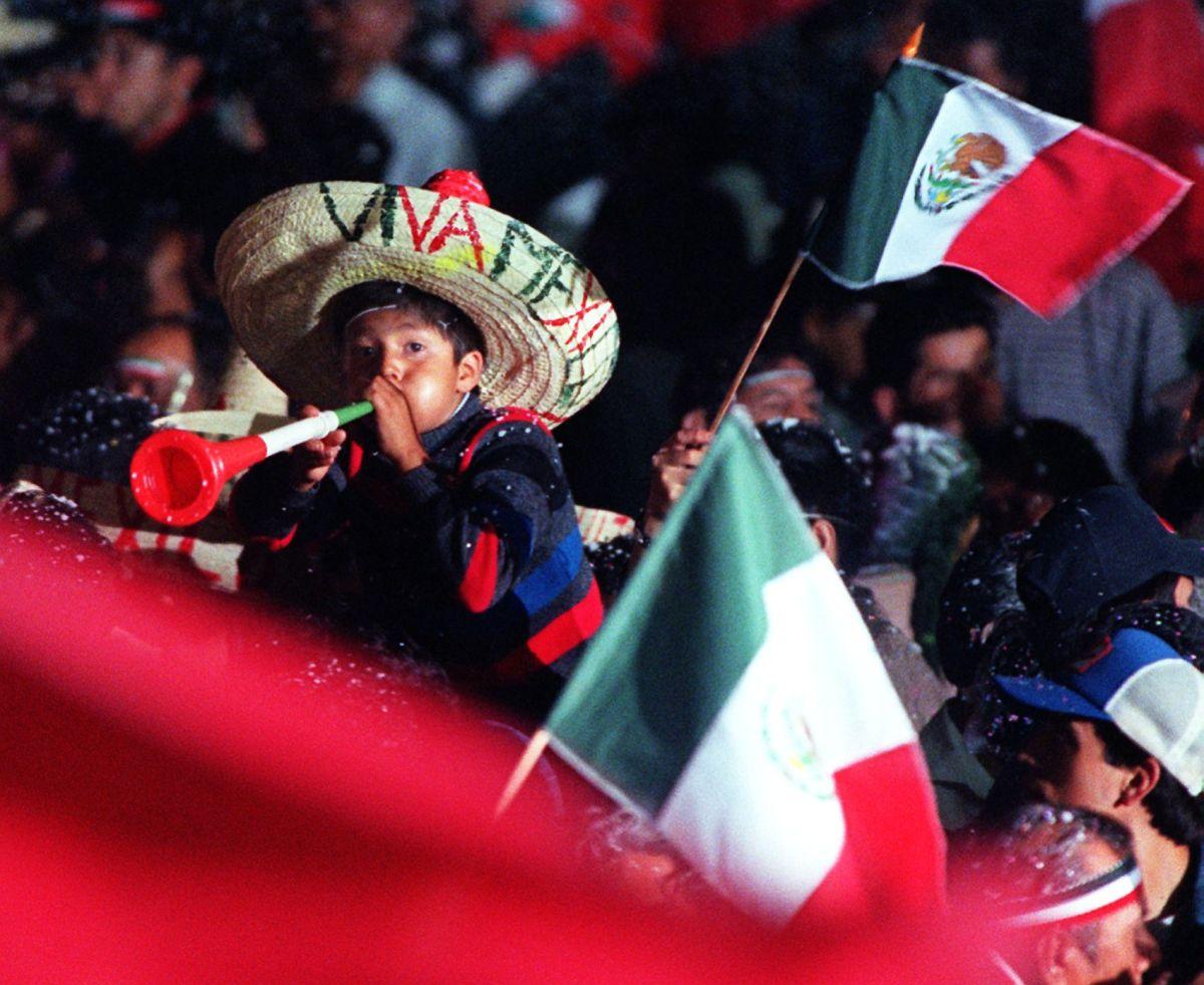 Amazon creó una web especial con motivo del Mes de la Herencia Hispana.  (Foto por  MATIAS RECART/AFP via Getty Images)