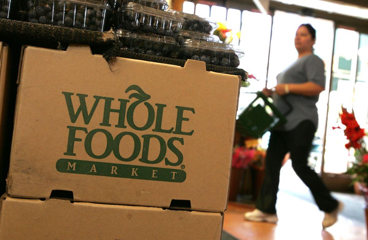 Whole Foods es una de las tiendas que permanecerán abiertas durante el feriado de Labor Day.