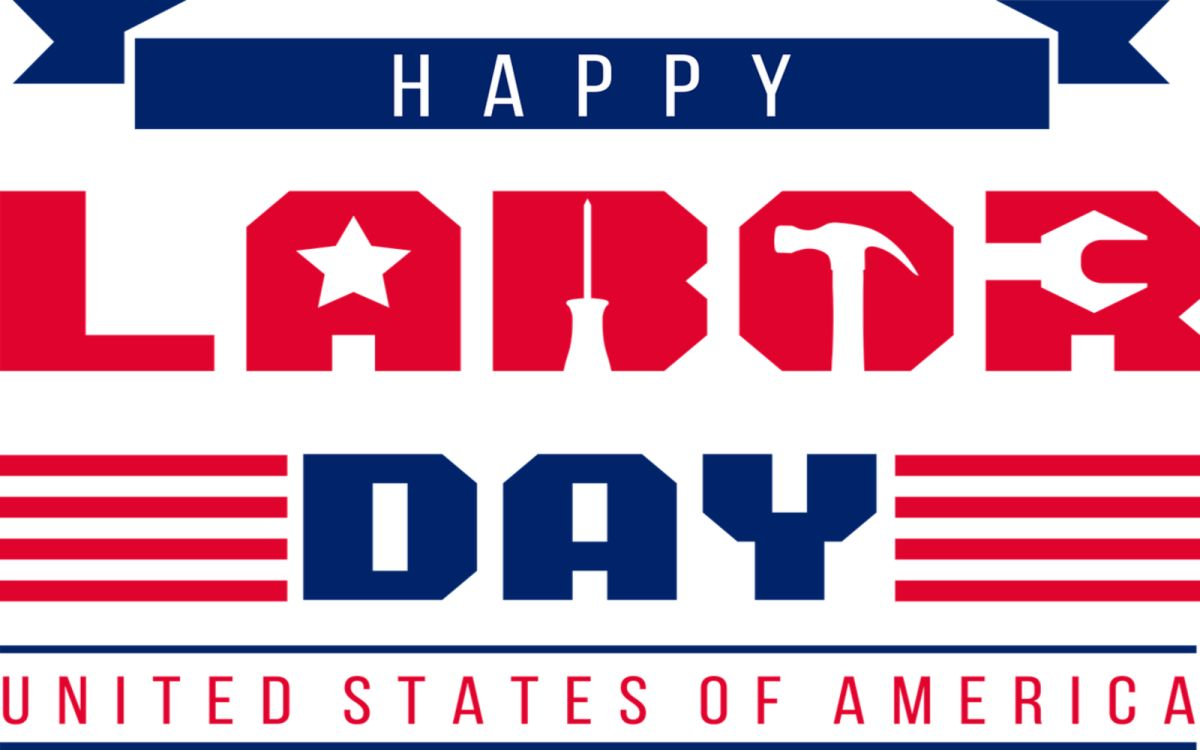 En el Labor Day se festejan a los trabajadores en Estados Unidos.