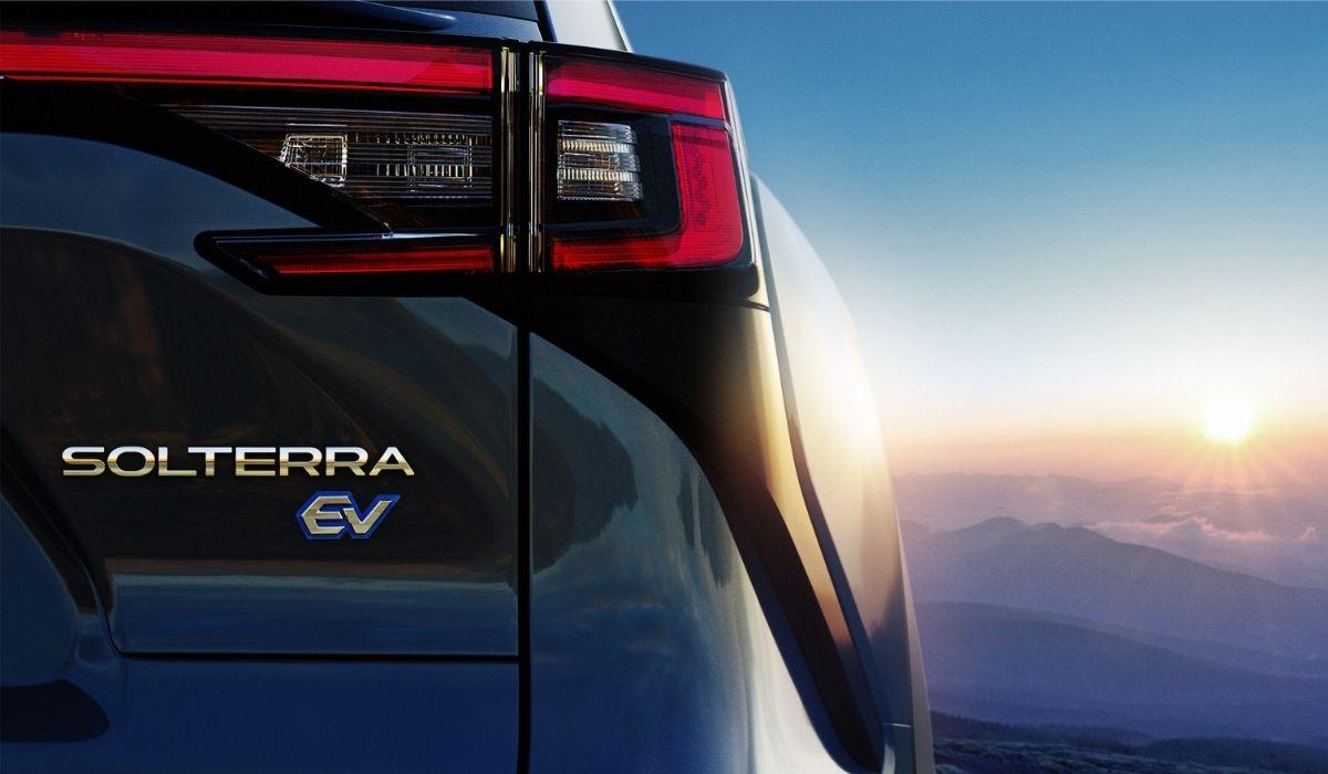 Subaru Solterra 2023