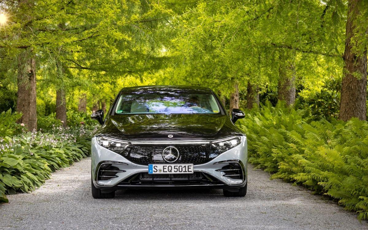 Mercedes-EQ EQS 2022